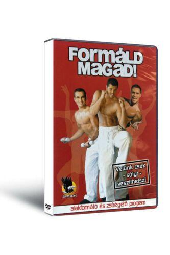Formáld magad! (DVD)