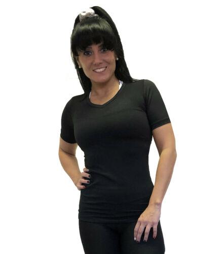 Fekete rövidujjú trikó