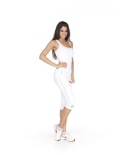 Capri nadrág, fehér