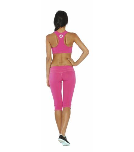 Pink capri nadrág