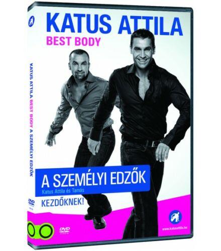 A személyi edzők (DVD)
