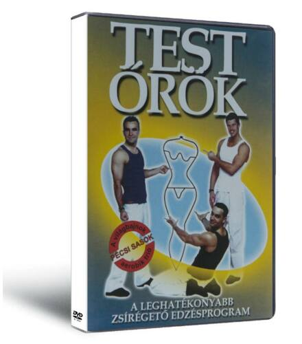 TestŐrök (DVD)