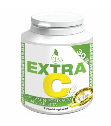 Celsus Extra C-vitamin echinacea+cink tabletta